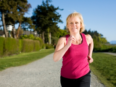 Los tobillos son la potencia para correr