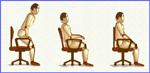 higiene postural al sentarse