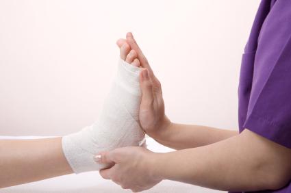 Rehabilitacion del tobillo